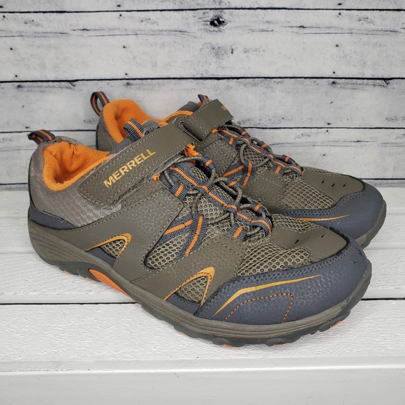 Merrell Shoes   Big Kids Trail Chaser